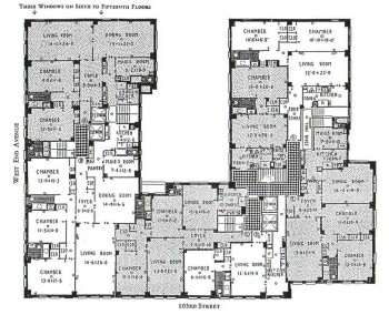 875 WEA floor plan