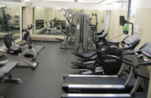 875 West End Ave. Fitness Center